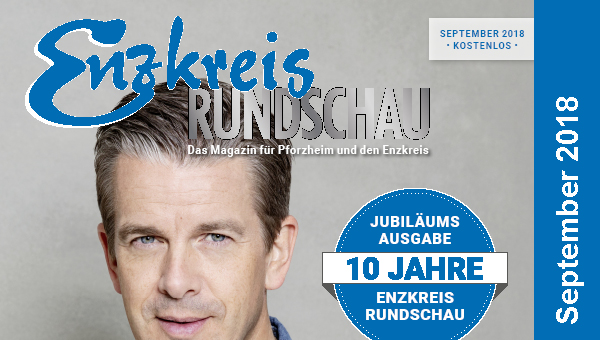 Enzkreis Rundschau September 2018