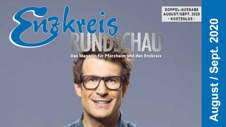 Enzkreis Rundschau August / September 2020
